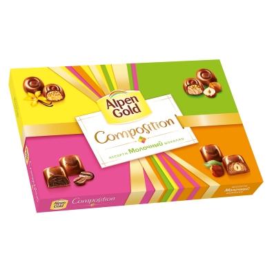 Конфеты Alpen Gold Composition 183 г