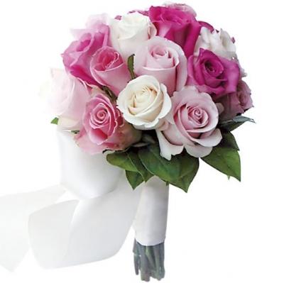 Букет в розовых тонах