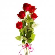 №1 Букет 5 роз