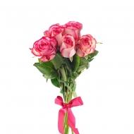 №1 Букет 5 роз Карусель
