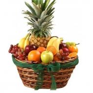 Подарочная корзина с фруктами №3