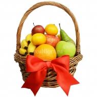 Подарочная корзина с фруктами №2
